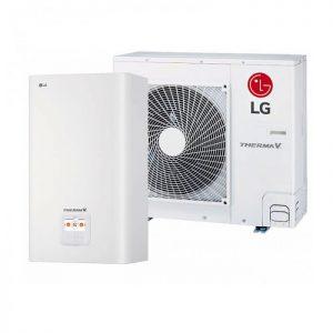 LG-ThermaV Splitunit HU071 7,0 kw 230 volt